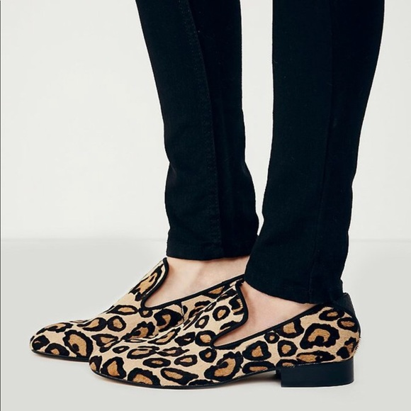 a4df00cb2 Sam Edelman Kalinda cheetah loafers sz 7. M 5b1d55e5a31c33b9252543d0
